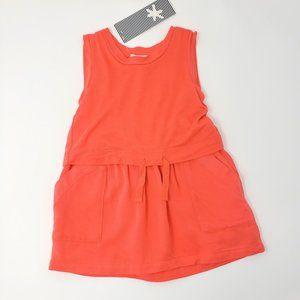 Splendid Tank Top Dress with Pockets